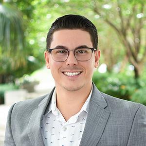Javier Izquierdo,                     Agent in Miami - Compass