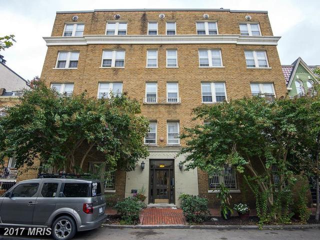 1731 Willard Street Northwest, Unit 106 Image #1