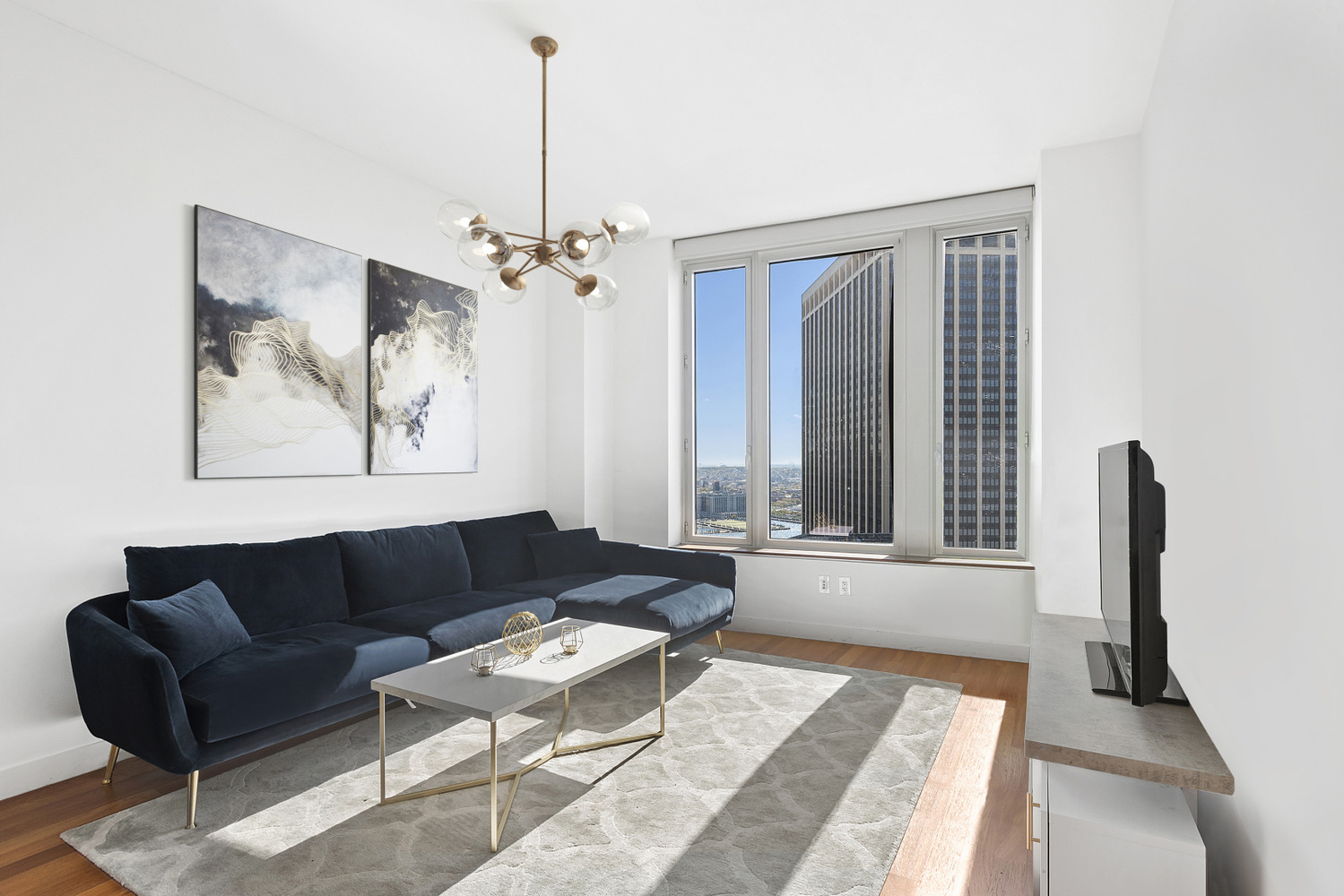 15 William Street, Unit 42C Manhattan, NY 10005