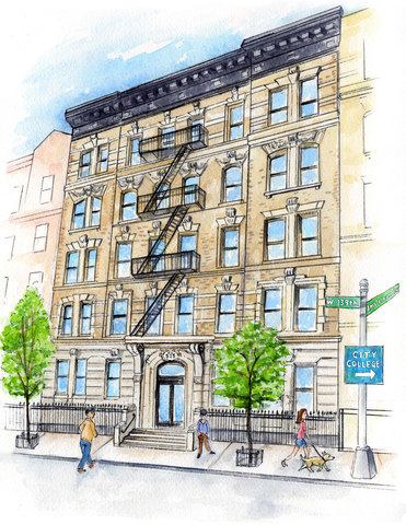 515 West 139th Street, Unit 7 Image #1