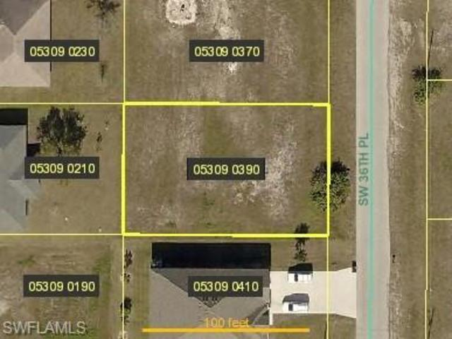 102 Southwest 36th Place Cape Coral, FL 33991