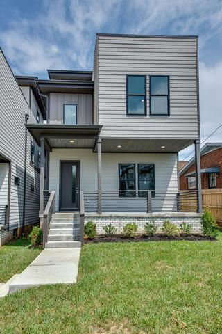 1016 13th Avenue South, Unit B Nashville, TN 37212