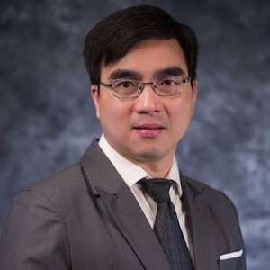 Headshot of Martin Cai
