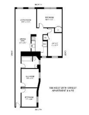 108 West 95th Street, Unit 4FE Image #1