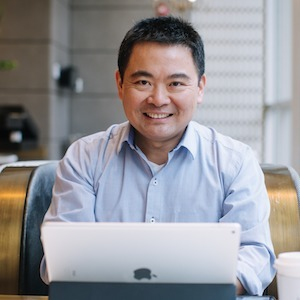 Trung Duong,                     Agent in Chicago - Compass