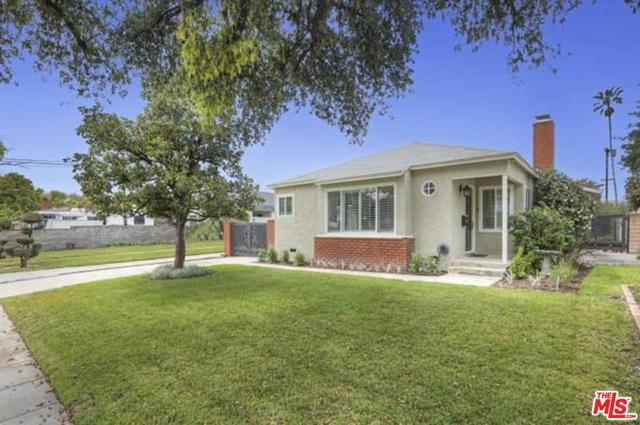 1517 North Myers Street Burbank, CA 91506