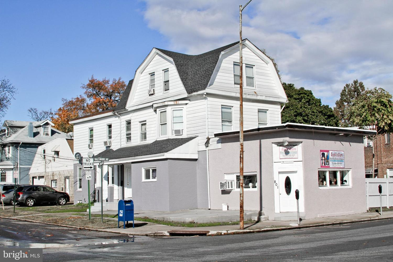 801 East Baltimore Avenue Lansdowne, PA 19050
