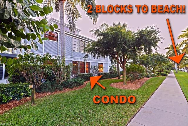 254 6th Avenue South, Unit 8 Naples, FL 34102