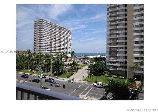 1985 South Ocean Drive, Unit 4P Image #1