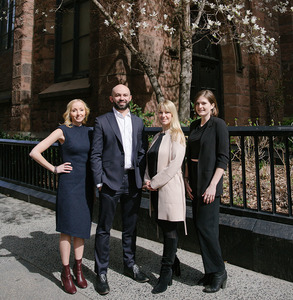 The Joe + Kelly Team,                       Agent in NYC - Compass