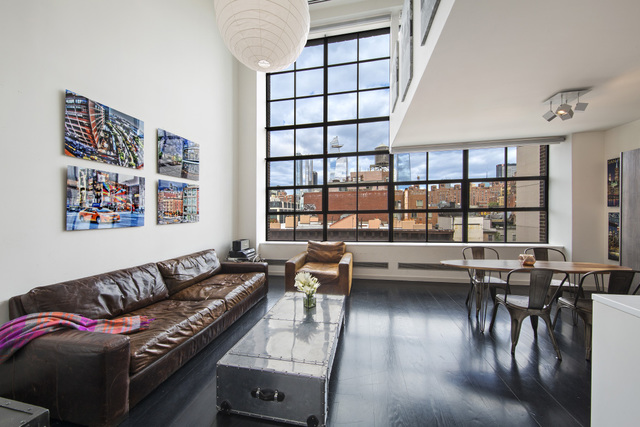 456 West 19th Street, Unit 6/7C Manhattan, NY 10011