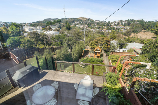 46 El Sereno Court San Francisco, CA 94127