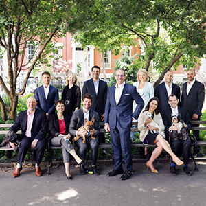 The Michael Shapot Team,                     Agent in NYC - Compass