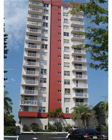 3161 South Ocean Drive, Unit 1207 Image #1