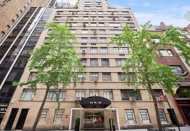 45 West 54th Street, Unit 8DD Image #1