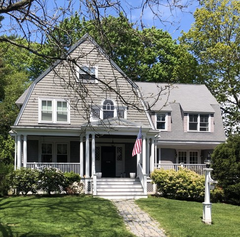 8 Garden Road Wellesley Hills, MA 02481