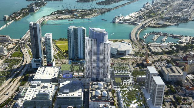 1010 Northeast 2nd Avenue Miami, FL 33132