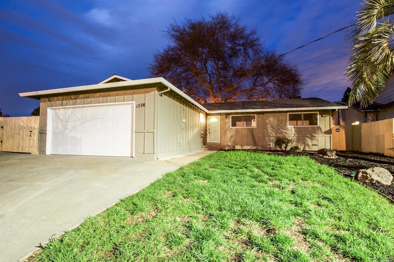 1538 Laredo Street, Napa, CA 94559 | Compass