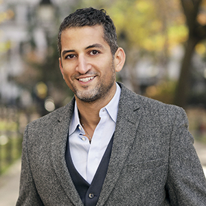 Danny Sayegh,                     Agent in NYC - Compass
