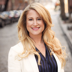 Whitney Farber,                     Agent in NYC - Compass