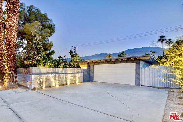 421 North Farrell Drive Palm Springs, CA 92262