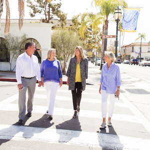 The Morehart Group,                     Agent in Santa Barbara & Montecito - Compass