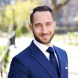 Martin Newman,                     Agent in NYC - Compass