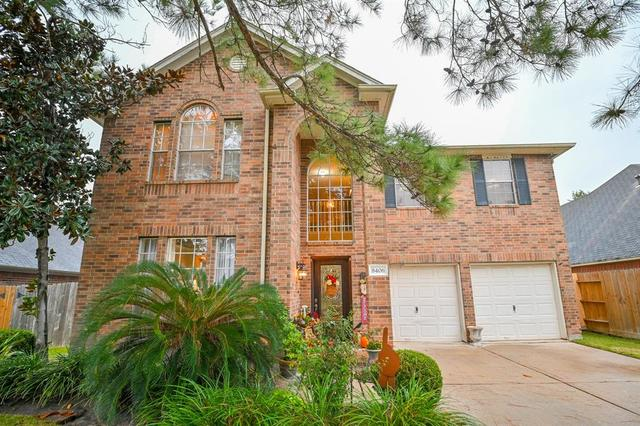 8406 East Copper Lakes Drive Houston, TX 77095