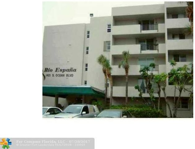 1421 South Ocean Boulevard, Unit 507 Image #1