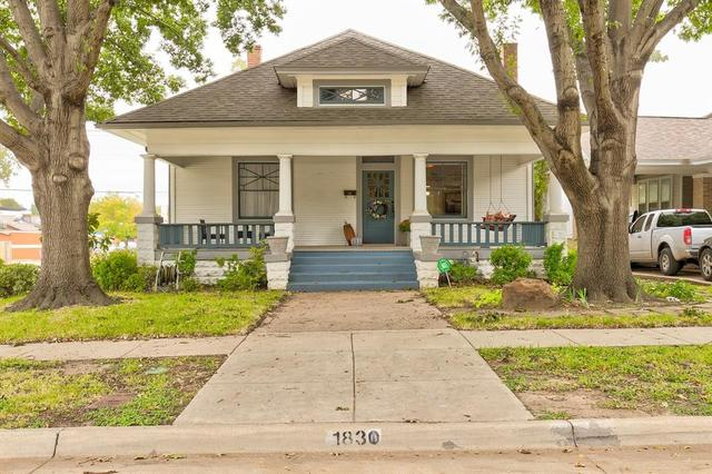 1830 Hurley Avenue Fort Worth, TX 76110