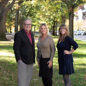 The Trinity Team,                       Agent in Greater Boston - Compass