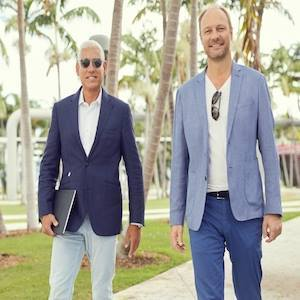 M Group,                       Agent in Miami - Compass