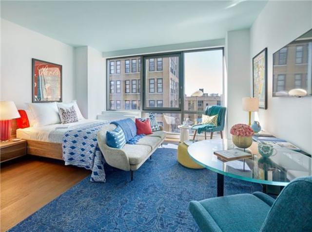 435 West 31st Street, Unit 8R Image #1