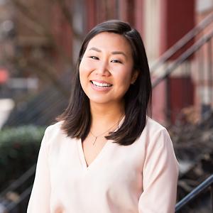 Yuna Kim,                     Agent in DC - Compass