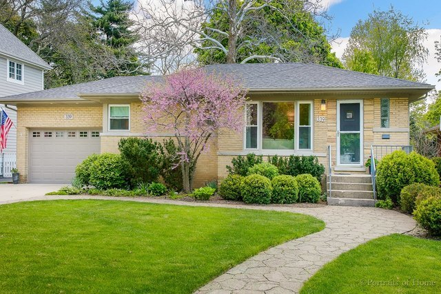 339 Scott Avenue Glen Ellyn, IL 60137