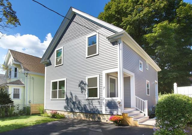 7 Williams Street Newton Upper Falls, MA 02464