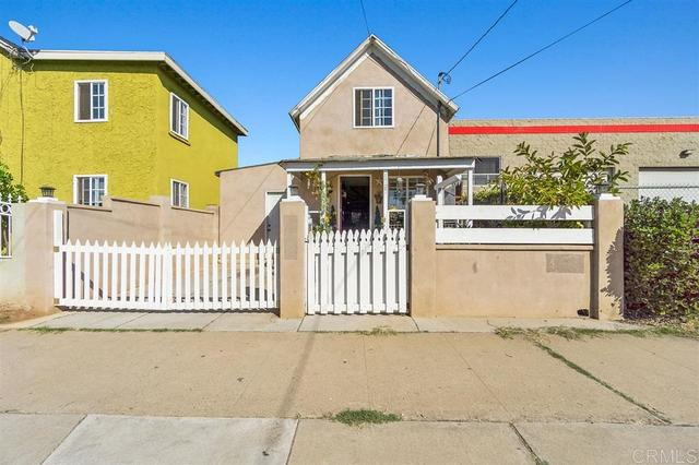 1707 Harding Avenue National City, CA 91950