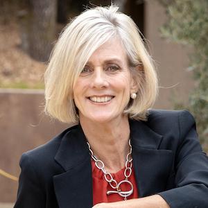 Headshot of Susan Ward