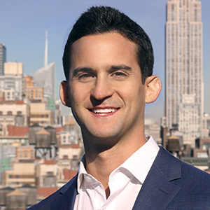 Adam Miller,                     Agent in NYC - Compass