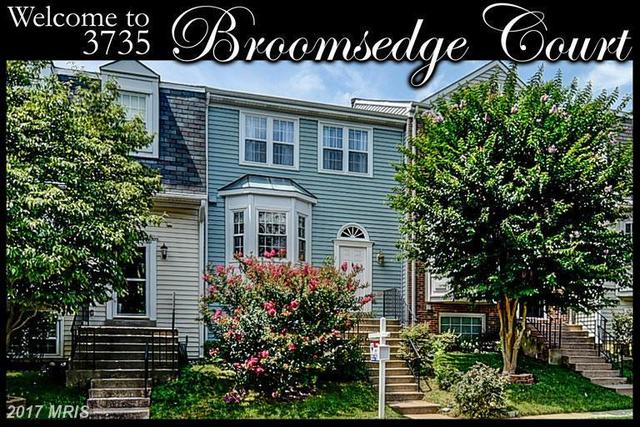 3735 Broomsedge Court Image #1