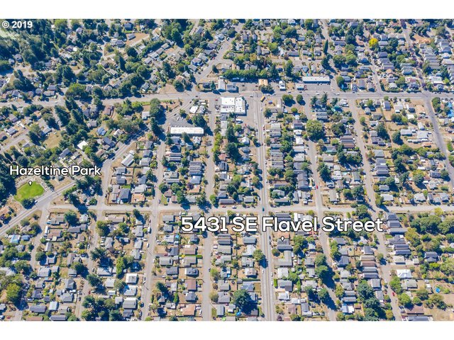 5431 Southeast Flavel Street Portland, OR 97206