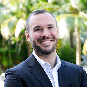 Peter Rivers,                     Agent in Miami - Compass
