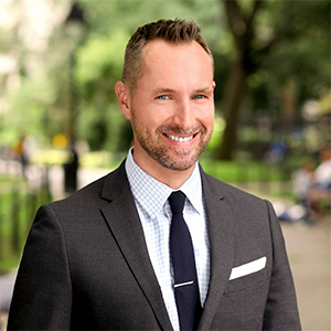 Matthew Burrows,                       Agent in NYC - Compass