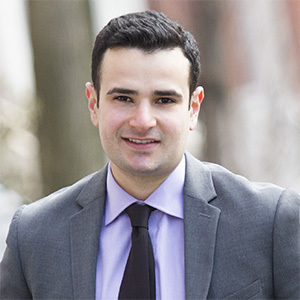 Zach Khalifeh,                       Agent in NYC - Compass