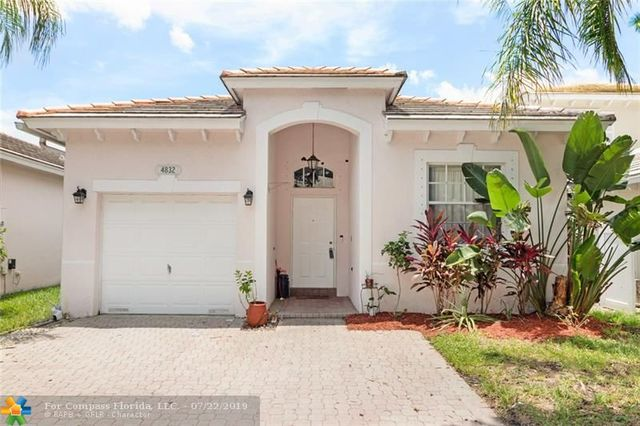 4832 Northwest 19th Street Coconut Creek, FL 33063