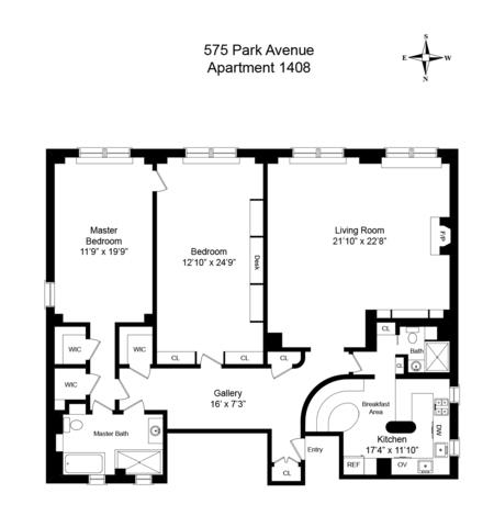 575 Park Avenue Upper East Side New York NY 10065