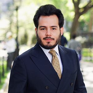 Luis Ardon,                       Agent in NYC - Compass