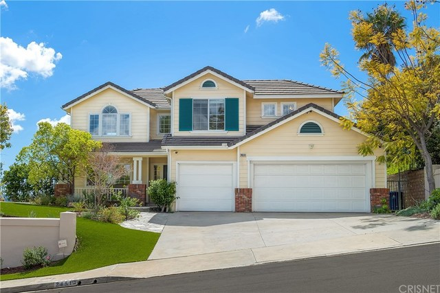 24518 Stonegate Drive West Hills, CA 91304