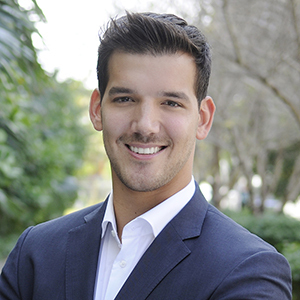 Andres Larin,                     Agent in Miami - Compass