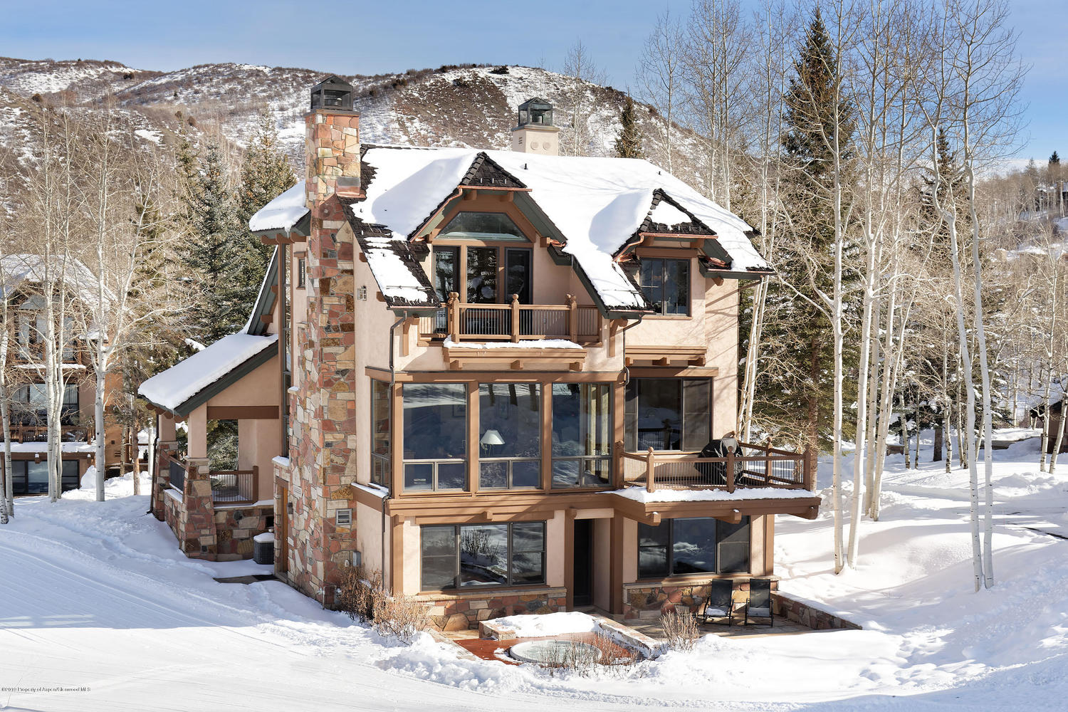 509 Burnt Mountain Drive Snowmass Village, CO 81615